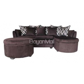 MANDAUE SOFA RILEY L-SHAPE