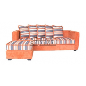 MANDAUE SOFA SET BILLY 3 SEATER W/ OTTOMAN
