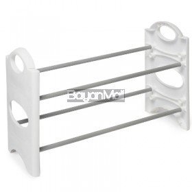 Easi Shoe Rack 6-Pair Stackable