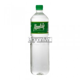 Absolute Distilled Drinking Water (1L)