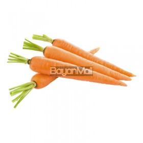 Carrots (per kilo) - Fresh vegetables