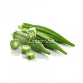 Okra (per pack) - Fresh Vegetables