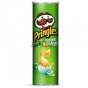 Tortillas Pringles  Sour and Cream 110g
