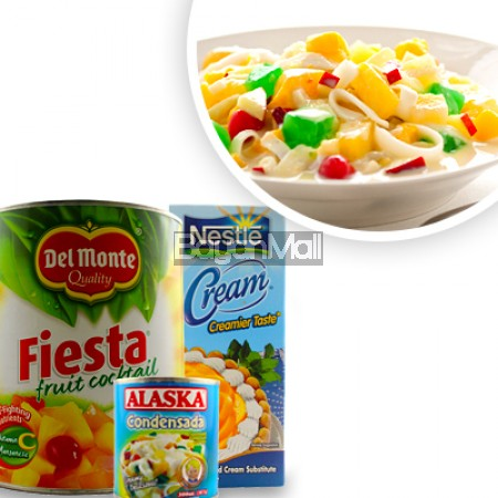 Fruit Salad Ingredients
