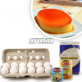 Leche Flan Ingredients