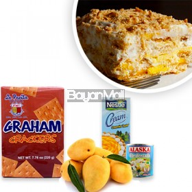 Mango Float Ingredients