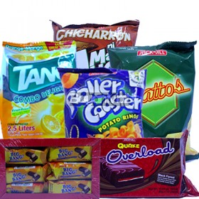Snacks Package 5