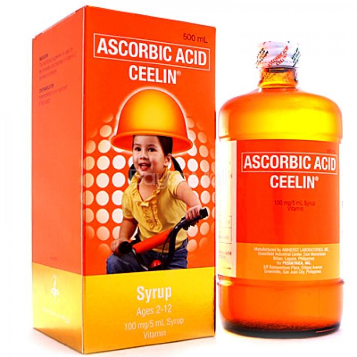 Ceelin Syrup 500ml
