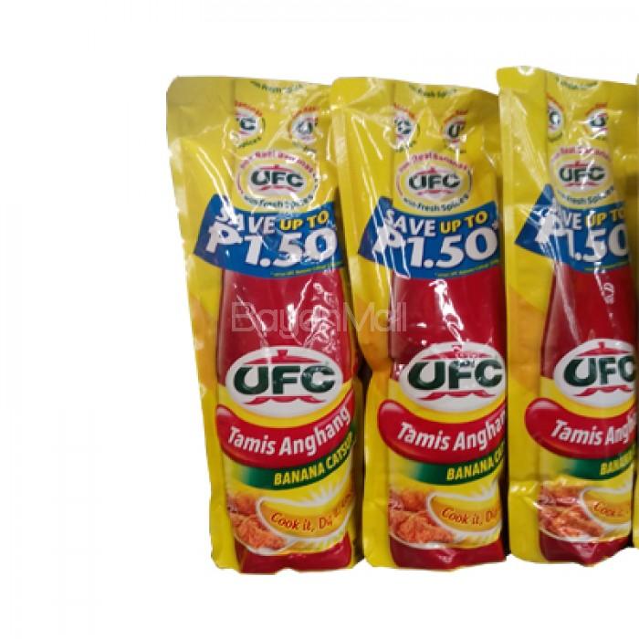 Ufc Tamis Anghang Banana Catsup Pack 320g