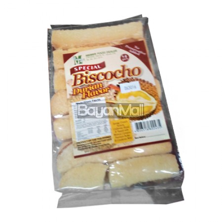 Special Biscocho Durian Flavor 100g