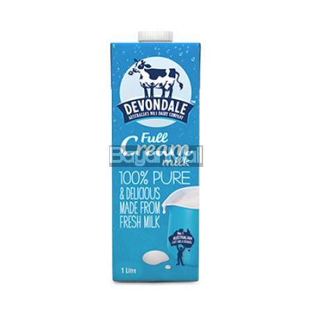 Devondale Full Cream Milk (1L)