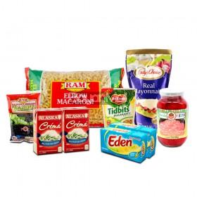Macaroni Salad Combo (8-10 PAX)