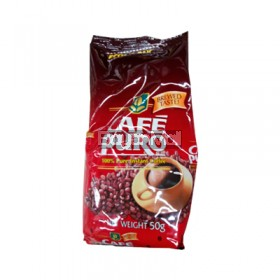 Cafe Puro (100% Pure Instant Coffee) in a pack
