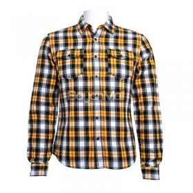 Bench Flannel Long Sleeve Shirt (Size: M,L,XL)