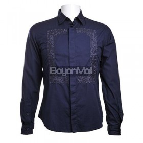 Bench Poplin Long Sleeve Shirt
