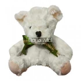Puppy Stuffed Toy (White)