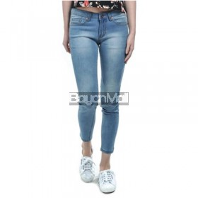 Bench Skinny and Cropped Denim