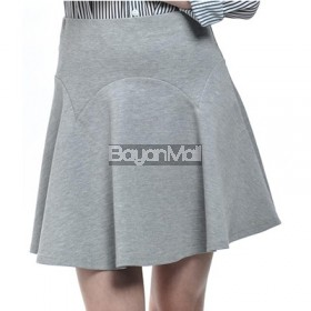 Bench Pleated Skirt