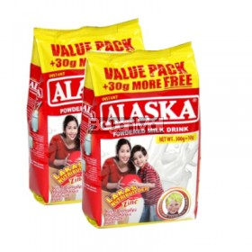 Alaska Value Pack 300g - In a pack