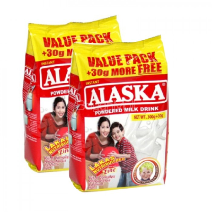 Alaska Value Pack 300g In A Pack