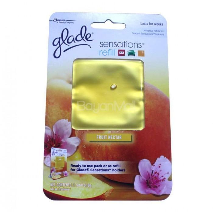 Glade Sensation Glass Fruit Nectar Refill 8g