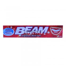Beam Luscious Red Gel 100ml