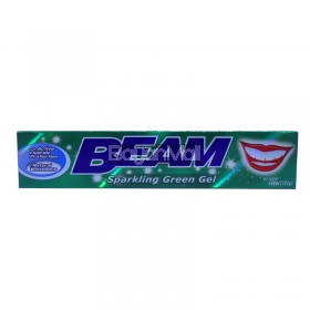 Beam Sparkling Green Gel Toothpaste 100ml