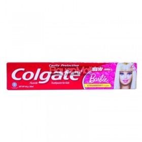 Colgate Toothpaste Barbie (Strawberry Flavor) 40g