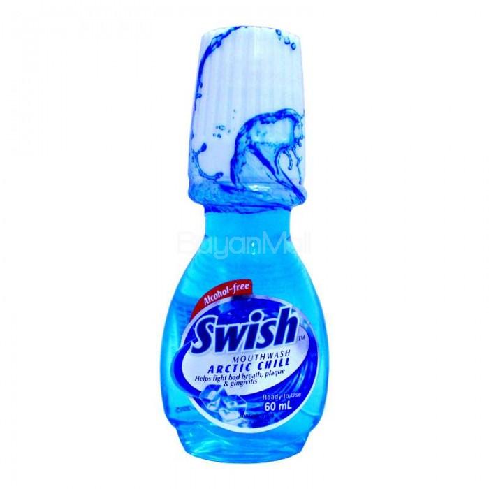 Swish Mouthwash Arctic Chill 60ml
