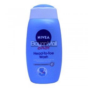 Nivea Baby Head-to-Toe Wash 500ml