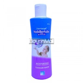 Lactacyd Toddlertubs Bubbles Moisturizing 250ml