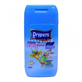 Drypers Splashing Fun Baby Bath 100ml