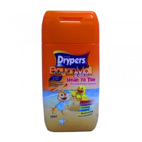 Drypers Fresh Up Baby Head to Toe 100ml