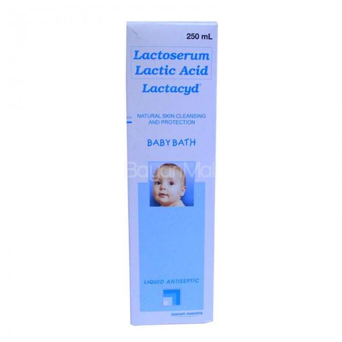Lactoserum Lactic Acid Lactacyd Baby Bath 250ml