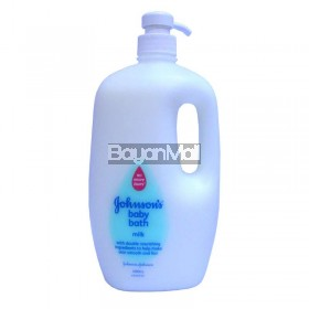 Johnson's Baby Bath Milk 1000ml
