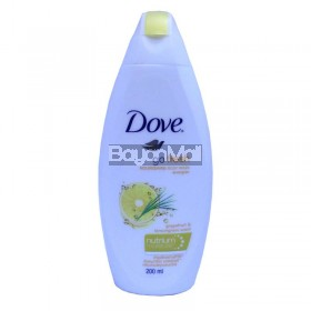 Dove Go Fresh Nourishing Body Wash Grapefruit Lemongrass 200ml