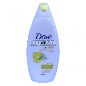 Dove Go fresh Nourishing Body Wash Grapefruit Lemongrass 400ml