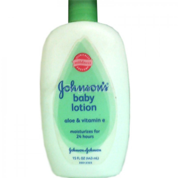 Johnson Baby Lotion 443ml