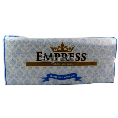 Empress 350 Folded Table Napkin 540g