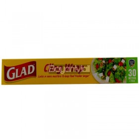 Glad Cling Wrap 30metersx 30cm - 170g