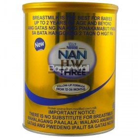 Nestle Nan H.W. Three 800g - In a can