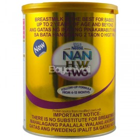 Nestle Nan H.W. Two 800g - In a can