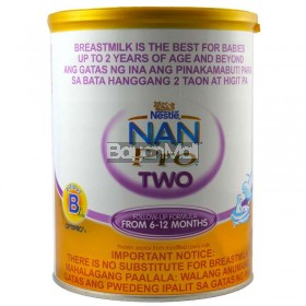 Nestle Nan Pro Two 900g - In a can