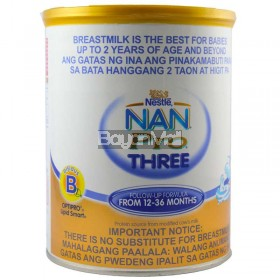 Nestle Nan Pro Three 900g - In a can