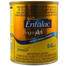 Enfalac A+ Infant Formula Formula Powder From 0-6 months 900g - In a can