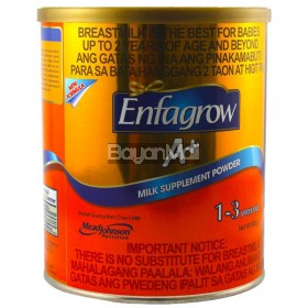 Enfagrow A+ ( From 1-3 yrs. old ) 900g - In a can