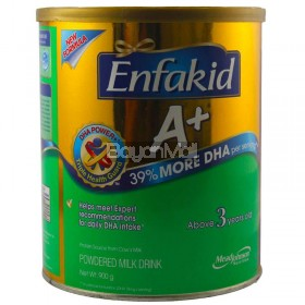 Enfakid A+ Powdered Milk Drink 900g - In a can