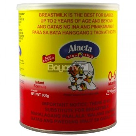 Alacta Bibo Trio Infant Formula 800g - In a can