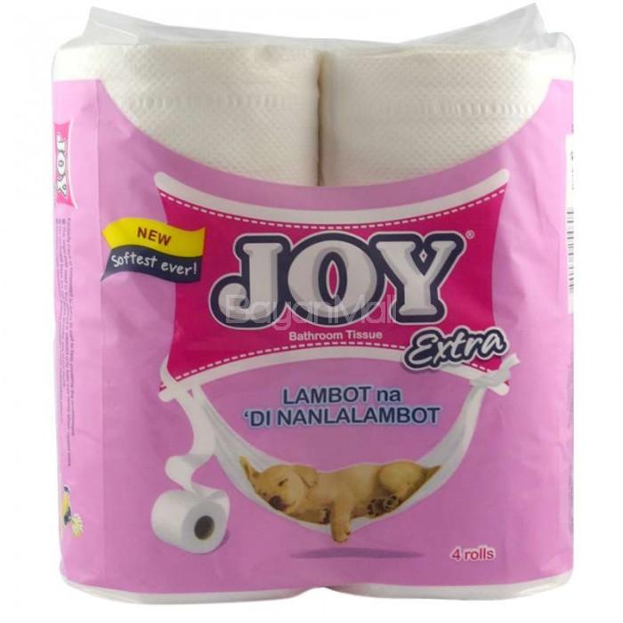 Joy Bathroom Tissue Extra 4 Rolls 230g