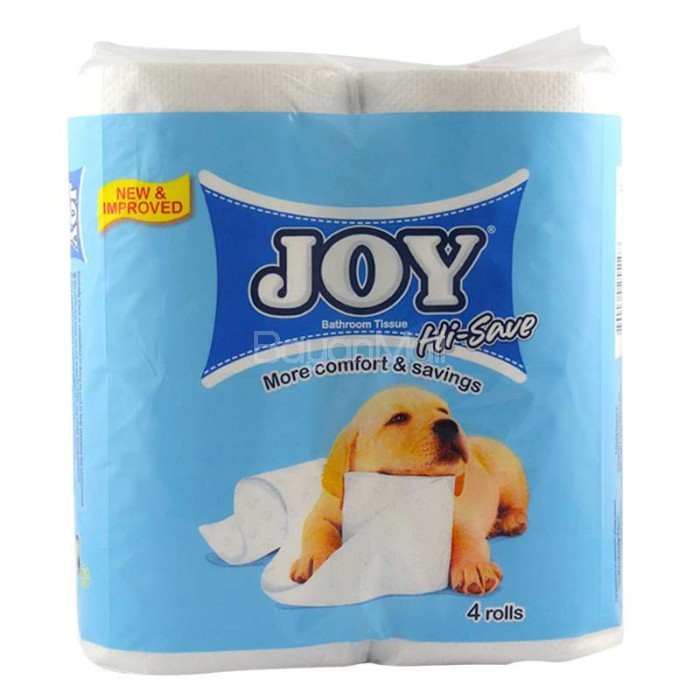 Joy Bathroom Tissue Hi Save More Comfort Amp Savings 4